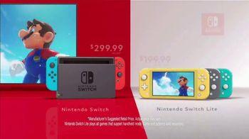 Nintendo Switch TV Spot, 'Switch My Way: Super Mario Odyssey' - Thumbnail 10