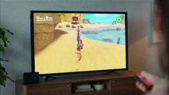 Nintendo Switch TV Spot, 'Switch My Way: Super Mario Odyssey' - Thumbnail 3