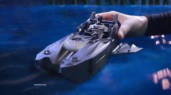 Batman 2-in-1 Batmobile TV Spot, 'Calling the Caped Crusader' - 1496 commercial airings