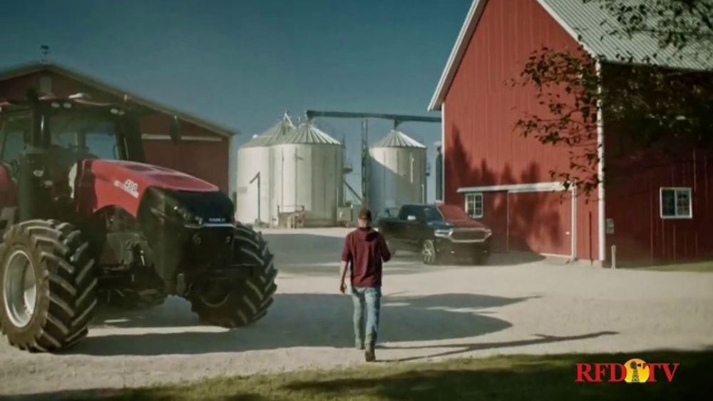 Case IH AFS Connect TV Commercial, 'Farm Your Way'