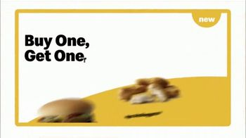 McDonald's Buy One Get One for $1 TV Spot, 'Back to the Classics: Everyday Value' - Thumbnail 8