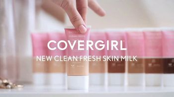 CoverGirl Clean Fresh Skin Milk TV Spot, 'This Is Me' Featuring Lili Reinhart - Thumbnail 2
