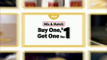 McDonald's Buy One Get One for $1 TV Spot, 'Back to the Classics' - Thumbnail 2