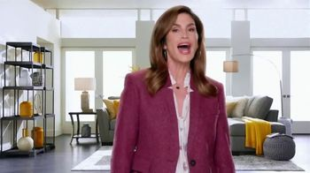 Rooms to Go Cindy Crawford Colors Collection TV Spot, 'Choose Your Style' - Thumbnail 9