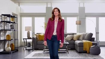 Rooms to Go Cindy Crawford Colors Collection TV Spot, 'Choose Your Style'