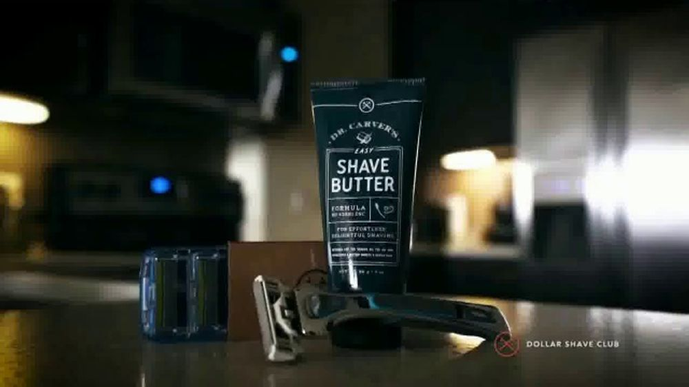 Dollar Shave Club Starter Sets TV Commercial, 'Cover All Your Grooming Needs'
