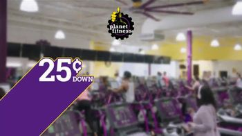 Planet Fitness TV Spot, 'Flip Truck Tires: 25 Cents Down, $10 a Month' - Thumbnail 8