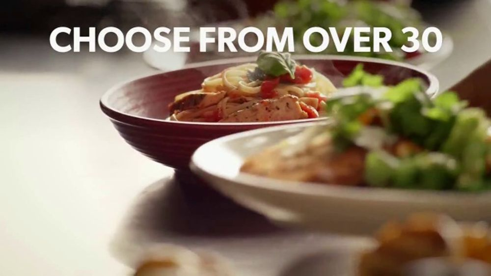 Carrabba's Grill $10 Take Home Meal TV Commercial, 'Bring Homemade Home'