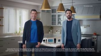 ADT Pass the Protection TV Spot, 'Crime Goes Down' Featuring Jonathan and Drew Scott' - 402 commercial airings