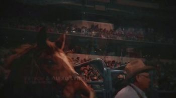 The American Rodeo TV Spot, 'Rodeo's Newest Millionaire'