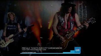 Guns N' Roses Return Tour TV Spot, 'Tickets on Sale' - Thumbnail 6