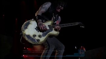 Guns N' Roses Return Tour TV Spot, 'Tickets on Sale' - Thumbnail 8