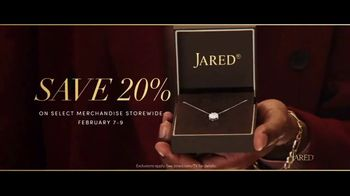 Jared TV Spot, 'Valentine's Day: Card Aisle' - Thumbnail 10
