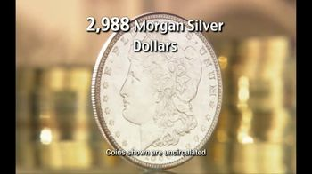 National Collector's Mint TV Spot, 'Morgan Silver Dollar: Bulletin'