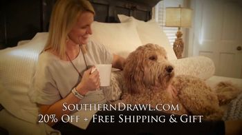 Southern Drawl Cotton TV Spot, 'Proud: 20 Percent'