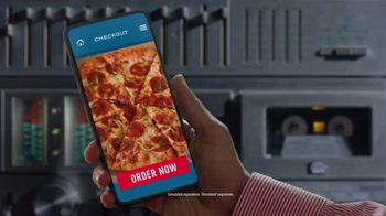 Domino's Pizza TV Spot, 'Delivery Business' Featuring Jordan Fisher, Song by Bob Seger & The Silver Bullet Band - Thumbnail 1