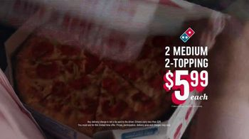 Domino's Pizza TV Spot, 'Delivery Business' Featuring Jordan Fisher, Song by Bob Seger & The Silver Bullet Band - Thumbnail 9
