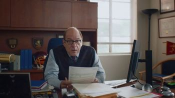 Snickers TV Spot, '#SnickersFixTheWorld: Chancellor' Featuring Luis Guzmán
