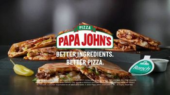 Papa John's Papadias TV Spot, 'Better Than a Sandwich' - Thumbnail 8
