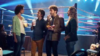 Tums Chewy Bites TV Spot, 'Tums vs. Mozzarella Stick' - Thumbnail 3