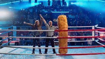 Tums Chewy Bites TV Spot, 'Tums vs. Mozzarella Stick' - Thumbnail 8