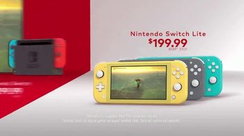 Nintendo Switch Lite TV Spot, 'My Way to Play: Diner' - Thumbnail 10