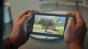 Nintendo Switch Lite TV Spot, 'My Way to Play: Diner'