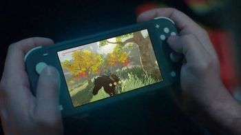 Nintendo Switch Lite TV Spot, 'My Way to Play: Diner' - Thumbnail 6