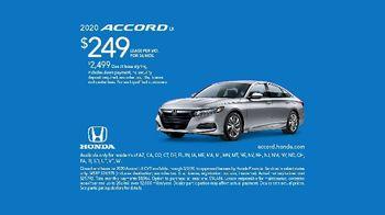 Honda Accord TV Spot, 'All by Itself' [T2] - Thumbnail 8