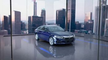 Honda Accord TV Spot, 'All by Itself' [T2]