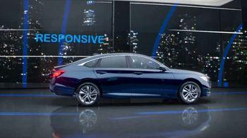 Honda Accord TV Spot, 'All by Itself' [T2] - Thumbnail 4