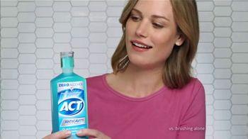 ACT Anti-Cavity Rinse TV Spot, 'Feel Fearless: Iced Formulas' - Thumbnail 6