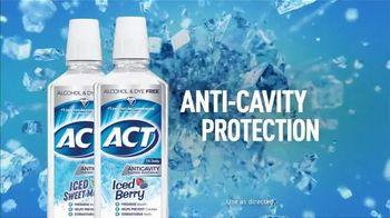 ACT Anti-Cavity Rinse TV Spot, 'Feel Fearless: Iced Formulas' - Thumbnail 8