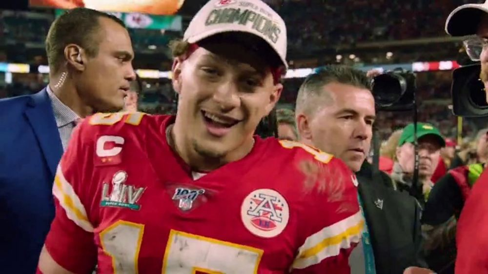 Disney World TV Commercial, 'Chiefs Super Bowl Victory'