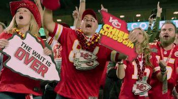 Disney World TV Spot, 'Chiefs Super Bowl Victory' - Thumbnail 3