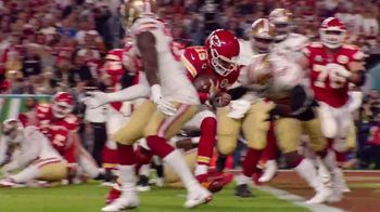 Disney World TV Spot, 'Chiefs Super Bowl Victory' - Thumbnail 5