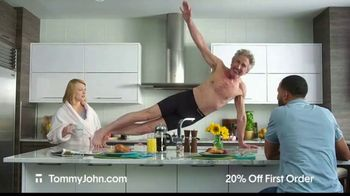 Tommy John TV Spot, 'Valentine's Day: Comfortable and Luxurious' - Thumbnail 5