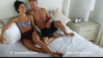Tommy John TV Spot, 'Valentine's Day: Comfortable and Luxurious'