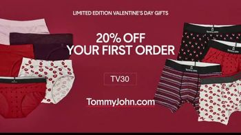Tommy John TV Spot, 'Valentine's Day: Comfortable and Luxurious' - Thumbnail 4