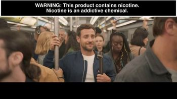 Velo Nicotine Pouches TV Spot, 'For Everywhere You're Headed: Man' - 1739 commercial airings