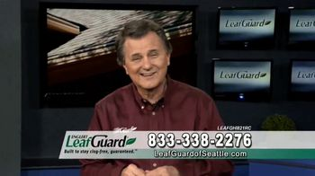 LeafGuard of Seattle Winter Half Off Sale TV Spot, 'What's in Your Gutters' - Thumbnail 9