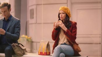 McDonald's TV Spot, 'Wake Up Breakfast with Chicken McGriddles'