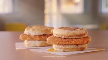 McDonald's TV Spot, 'Wake Up Breakfast with Chicken McGriddles' - Thumbnail 9