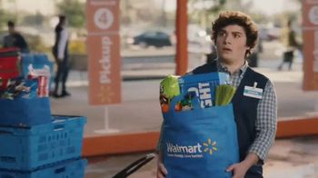 Walmart Grocery Pickup TV Spot, 'Famous Visitors: Aliens & Bills' Song by Warrant - 1524 commercial airings