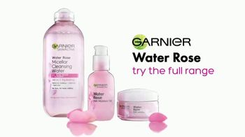 Garnier SkinActive Water Rose Micellar Cleansing Water TV Spot, 'Magnet: Full Range' - Thumbnail 9