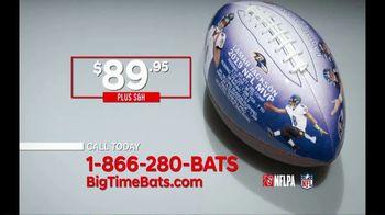 Big Time Bats TV Spot, 'Lamar Jackson 2019 NFL MVP Art Football' - Thumbnail 7