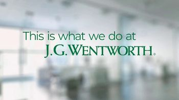 J.G. Wentworth TV Spot, 'This is What We Do: Trusted' - Thumbnail 1