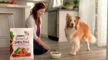 Purina Beneful Superfood Blend TV Spot, 'Súper saludable: Grain Free' [Spanish]