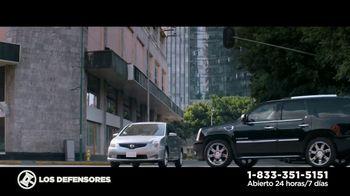 Los Defensores TV Spot, 'Un descuido' con Jorge Jarrín, Jaime Jarrín [Spanish] - Thumbnail 1