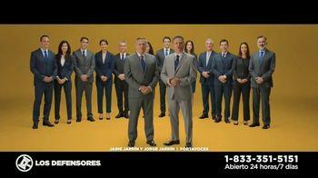 Los Defensores TV Spot, 'Un descuido' con Jorge Jarrín, Jaime Jarrín [Spanish]